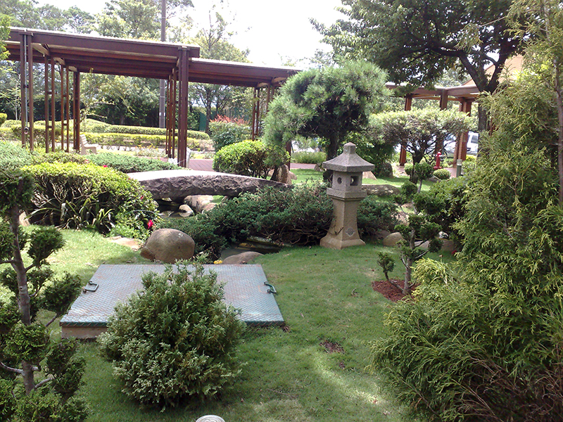 plantas para jardim orientalJardim Oriental